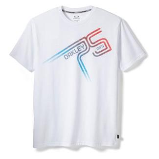Oakley O-Interstate 75 T-Shirt White