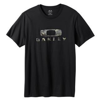Oakley Camo Nest T-Shirt Jet Black