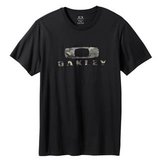Oakley Camo Nest T-Shirt Jet Black