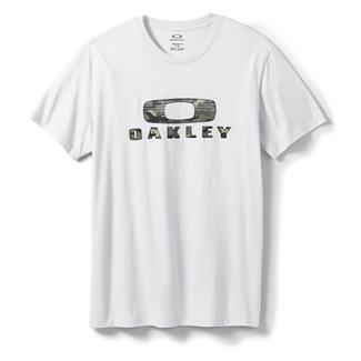 Oakley Camo Nest T-Shirt White