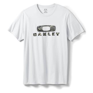 Oakley Camo Nest T-Shirt White