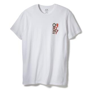 Oakley Factory Pilot Basic T-Shirt White