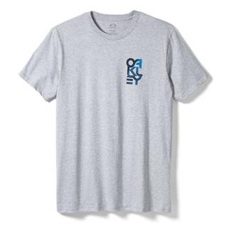 Oakley Factory Pilot Basic T-Shirt Heather Gray