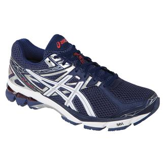 ASICS GT-1000 3 Midnight / White / Red