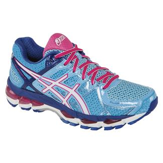 ASICS GEL-Kayano 21 Powder Blue / White / Hot Pink