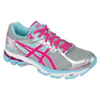 ASICS GT-1000 3 Lightning / Hot Pink / Mint