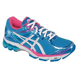 ASICS GT-1000 3 Turquoise / White / Hot Pink