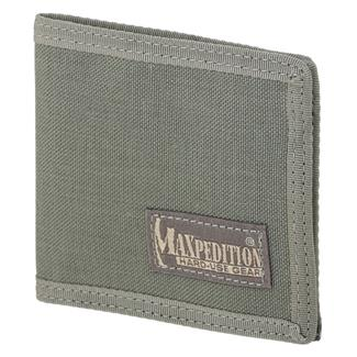 Maxpedition Bravo RFID Blocking Wallet Foliage Green