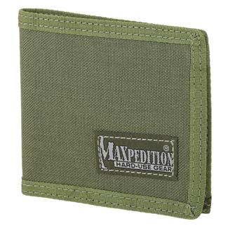 Maxpedition Bravo RFID Blocking Wallet OD Green