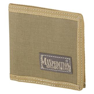 Maxpedition Bravo RFID Blocking Wallet Khaki