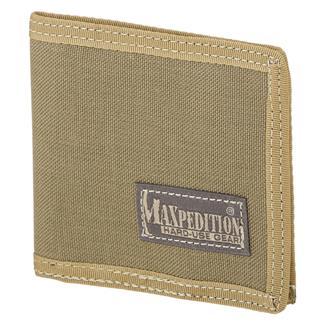 Maxpedition Bravo RFID Blocking Wallet Khaki