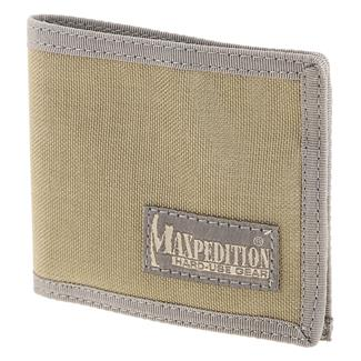 Maxpedition Bravo RFID Blocking Wallet Khaki / Foliage