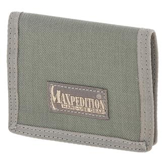 Maxpedition Encore RFID Blocking Wallet Foliage Green