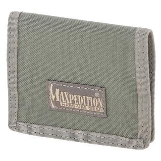 Maxpedition Encore RFID Blocking Wallet Foliage Green