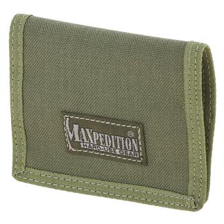Maxpedition Encore RFID Blocking Wallet OD Green