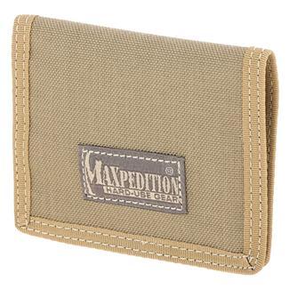 Maxpedition Encore RFID Blocking Wallet Khaki