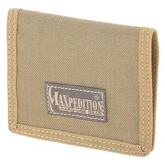 Maxpedition Encore RFID Blocking Wallet Khaki