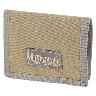 Maxpedition Encore RFID Blocking Wallet Khaki / Foliage