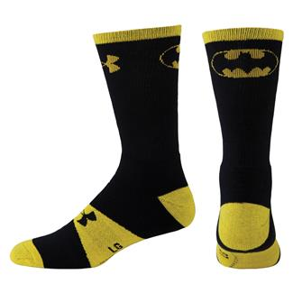 Under Armour Alter Ego Crew Socks Black / Yellow