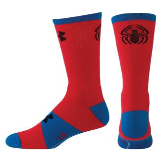 Under Armour Alter Ego Crew Socks Red / Blue