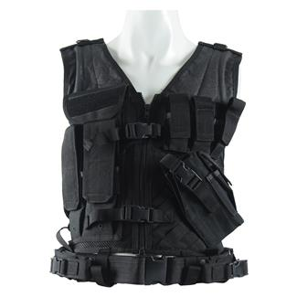 Condor CV Crossdraw Vest Black