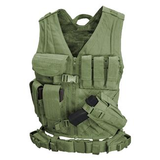 Condor Crossdraw Vest OD Green