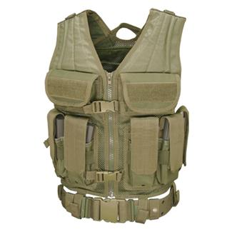 Condor ETV Elite Tactical Vest OD Green