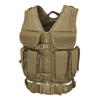 Condor Elite Tactical Vest Tan