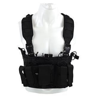 Condor MCR5 Recon Chest Rig Black