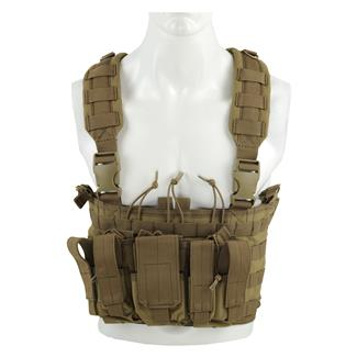 Condor MCR5 Recon Chest Rig Tan