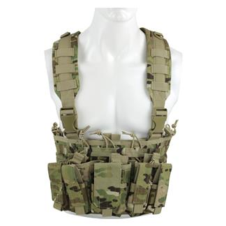 Condor MCR5 Recon Chest Rig MultiCam