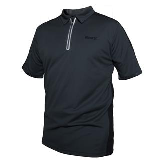 Vertx Shooter Polo Smoke Gray