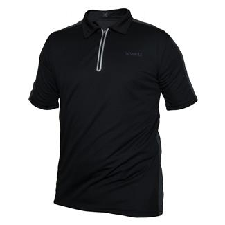Vertx Shooter Polo Black
