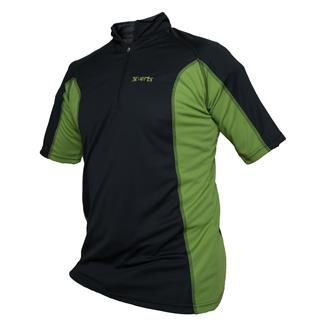Vertx OPS Pro Jersey Black / Lime