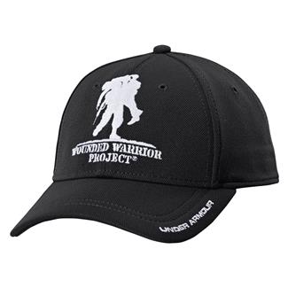 Under Armour WWP Snapback Hat Black