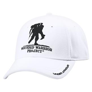 Under Armour WWP Snapback Hat White