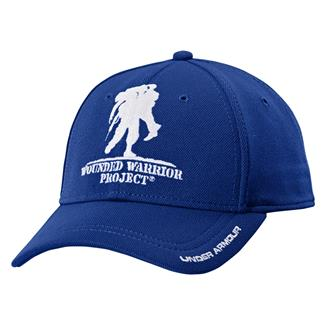 Under Armour WWP Snapback Hat Royal Blue