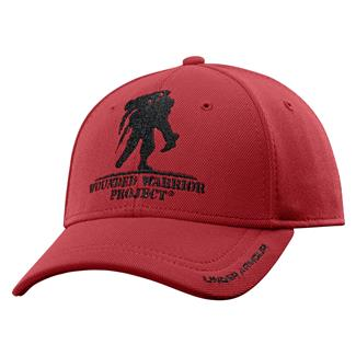 Under Armour WWP Snapback Hat Red