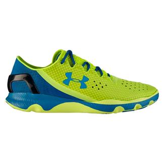 Under Armour SpeedForm Apollo High-vis Yellow / Electric Blue / Electric Blue