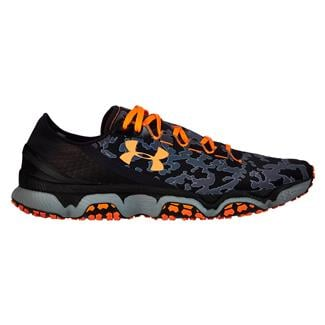 Under Armour SpeedForm XC Black / Blaze Orange / Blaze Orange
