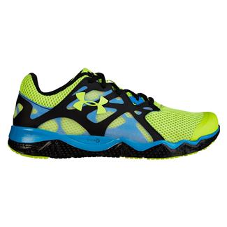Under Armour Micro G Monza Night High Vis Yellow / Electric Blue / High Vis Yellow