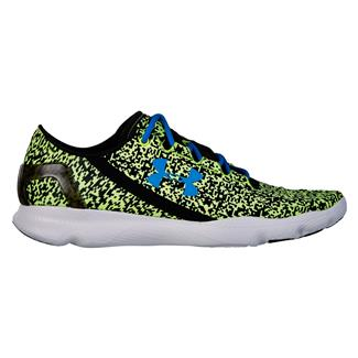 Under Armour SpeedForm Apollo GR High Vis Yellow / Black / Electric Blue