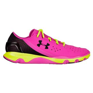 Under Armour SpeedForm Apollo Strobe / Black / High-Vis Yellow
