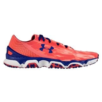 Under Armour SpeedForm XC Neo Pulse / White / Siberian Iris