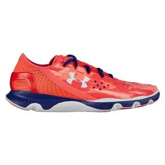 Under Armour SpeedForm Apollo GR Neo Pulse / Siberian Iris / White