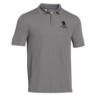 Under Armour WWP Performance Polo Storm / Black