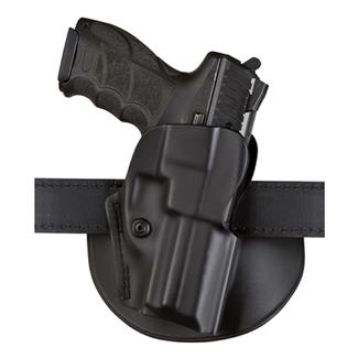 Safariland Open Top Concealment Paddle Holster with Detent Black STX Plain
