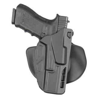 Safariland 7TS ALS Concealment Paddle Holster SafariSeven Plain Black