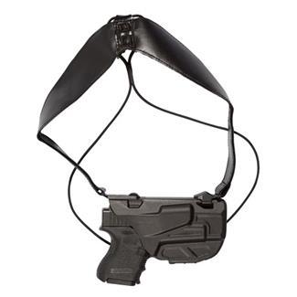 Safariland 7TS ALS Lightweight Shoulder Holster SafariSeven Plain Black
