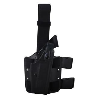 Safariland SLS Tactical Thigh Holster Black STX Tactical